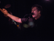 Jimmy Eat World perform during a surprise show to celebrate the band's 25th anniversary on Feb. 14, 2019, at the Rebel Lounge in Phoenix.