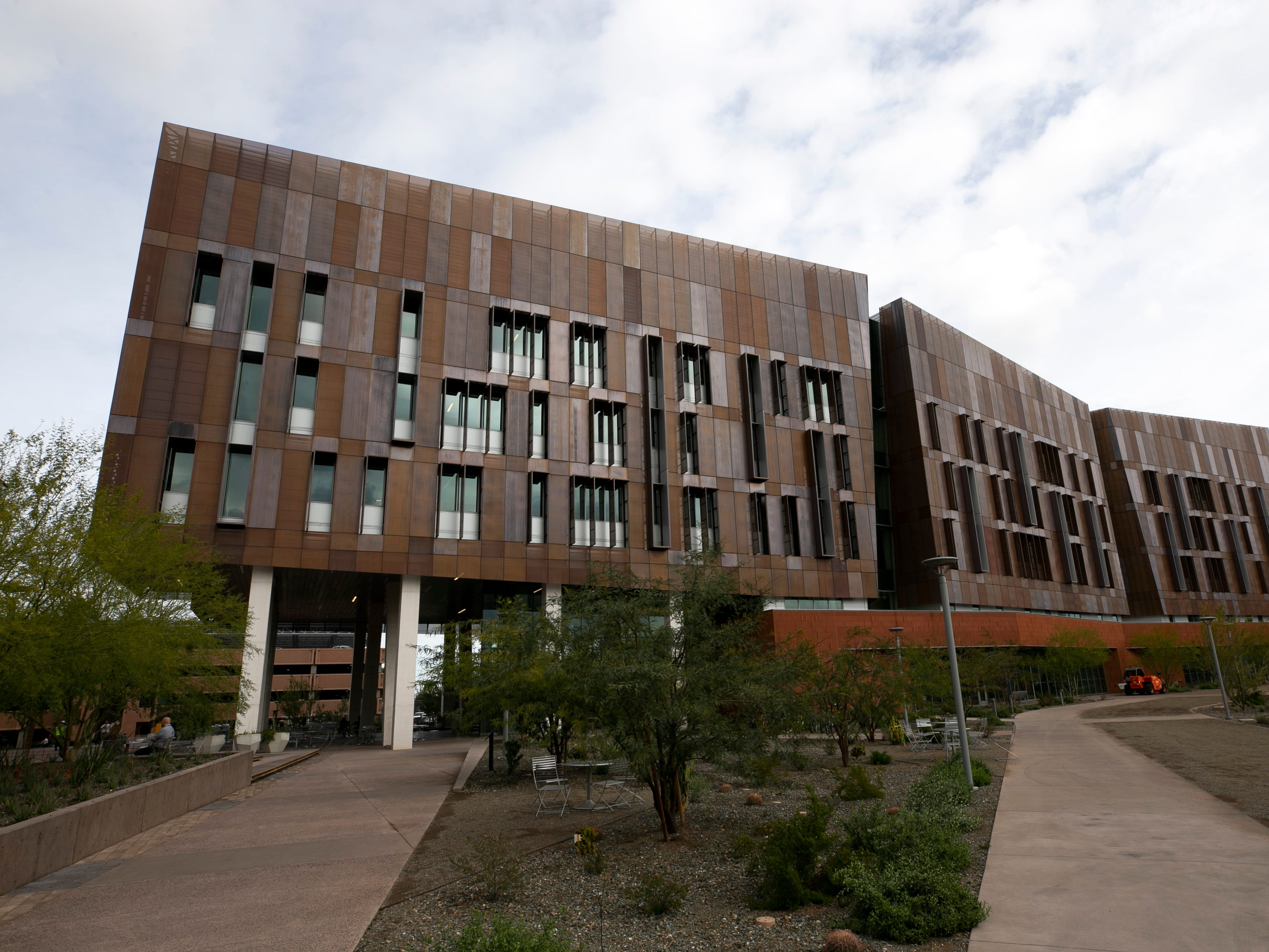 The Biodesign Institute, building C on ASU's Tempe campus as seen on Feb. 15, 2019. It opened in 2018.