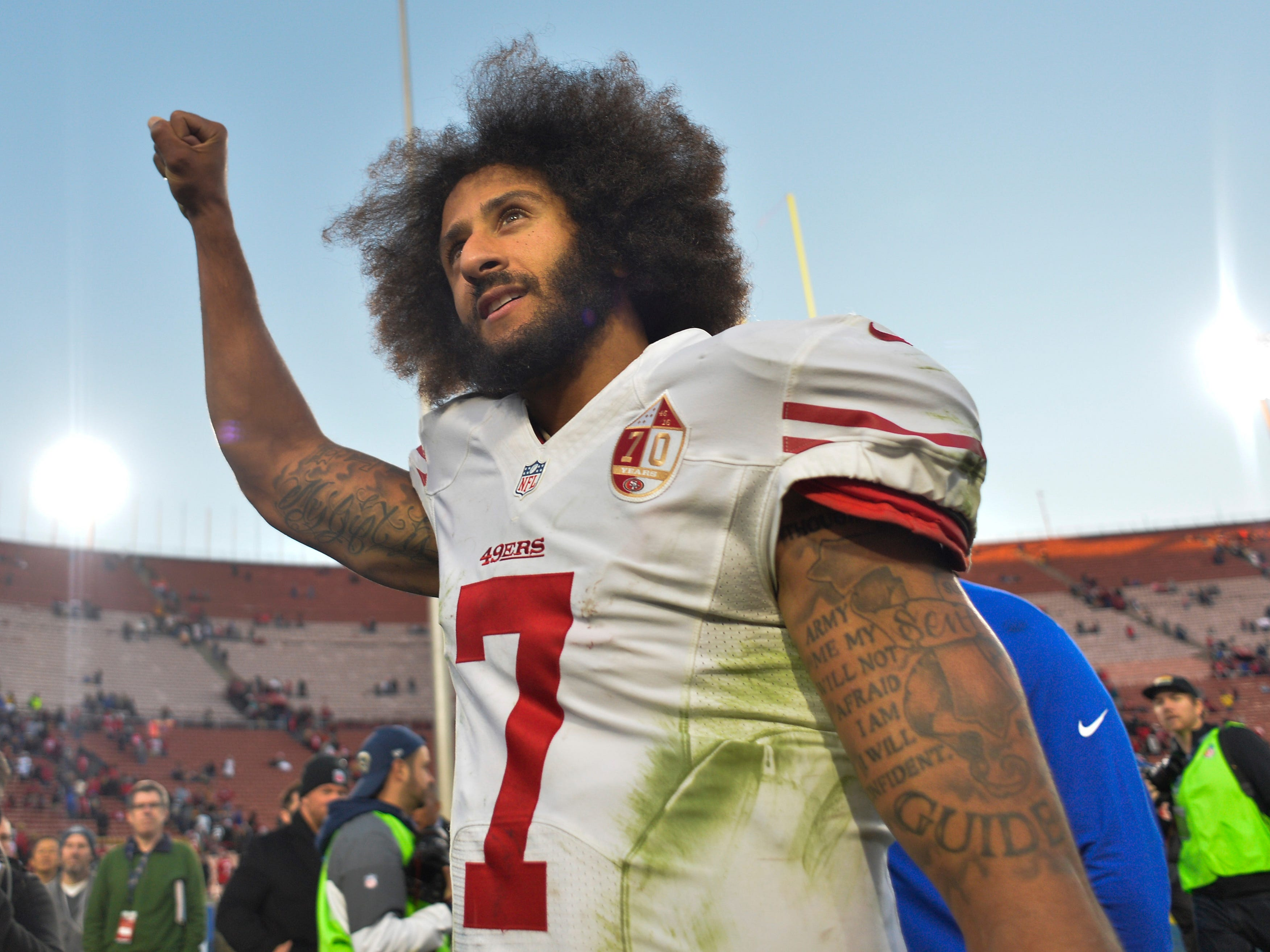 NFL settles with Colin Kaepernick and Eric Reid, but it's impossible to say who won. Killjoys.
