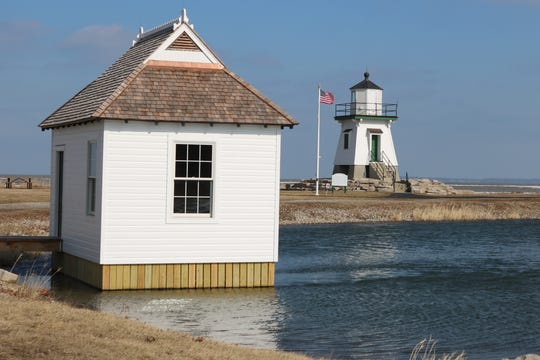 While city officials say there are no plans currently under consideration for the commercial development of Waterworks Park, there have still been recent new additions, such as the historical replica boathouse added late last year.