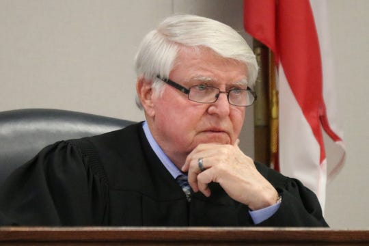 Visiting Judge Larry Allen was appointed to preside over the criminal case regarding corruption charges levied against former Put-in-Bay elected officials.