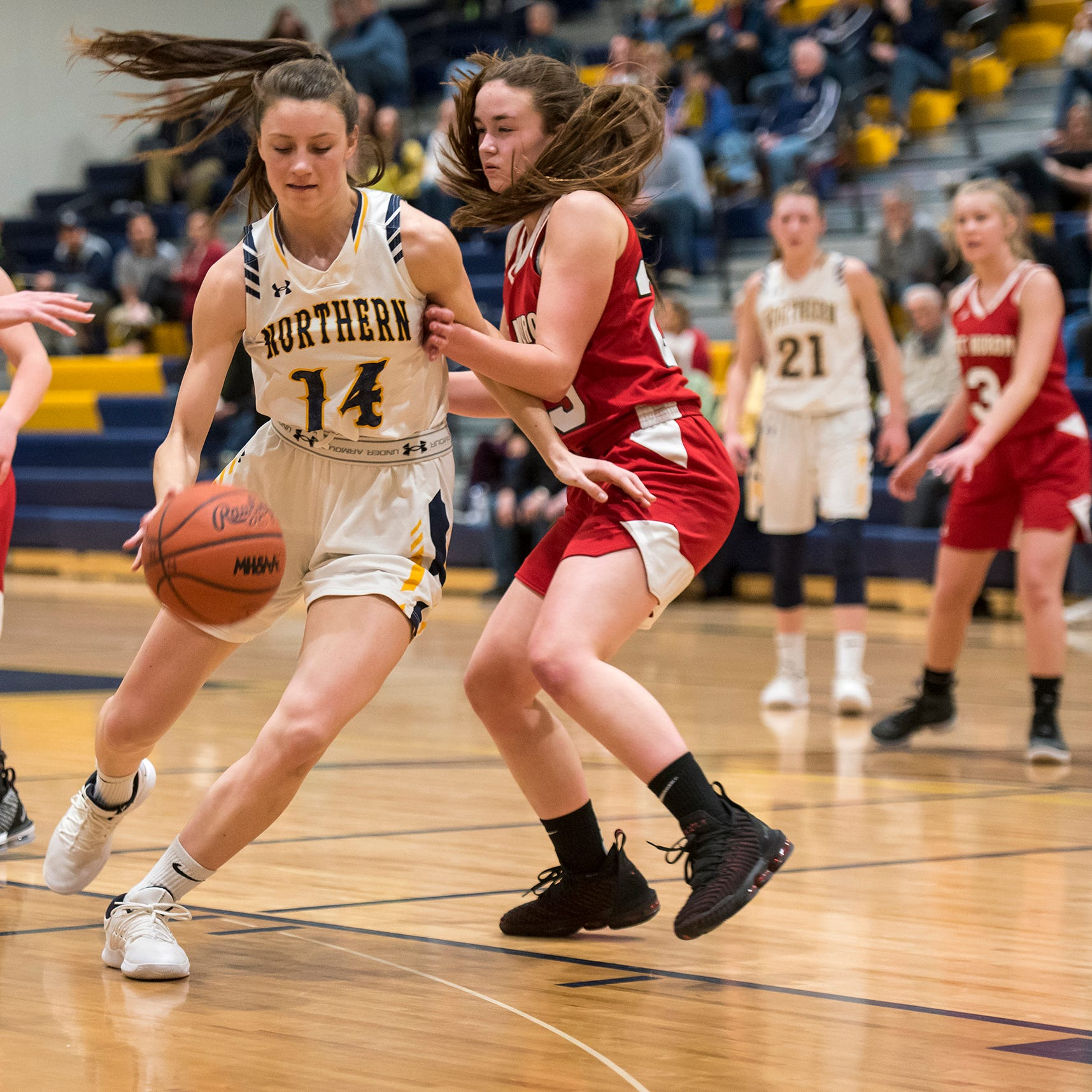 Girls Basketball: Port Huron Northern outlasts Port Huron High