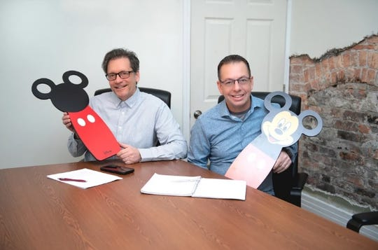 The Disney Smart Shelf was developed by brothers Dan and Ed Cass. They're receiving a $300,000 from an investment arm of the Community Foundation of St. Clair County to bolster business.
