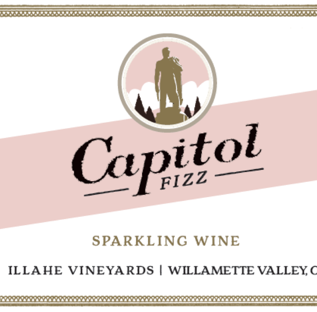 Illahe Vineyards introduces Capitol Fizz, bottled bubbles for the city of Salem