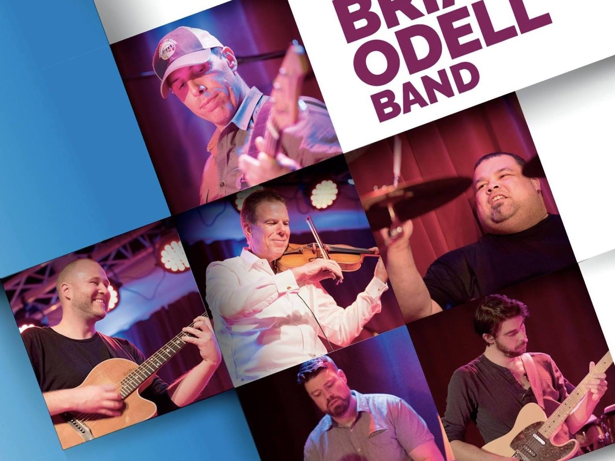 The Brian Odell Band: Live music from this Portland-based rock band with roots in funk, fusion, and folk, 9 p.m. Friday, Feb. 22, Venti's Cafe + Basement Bar, 325 Court St. NE. $8 cover.