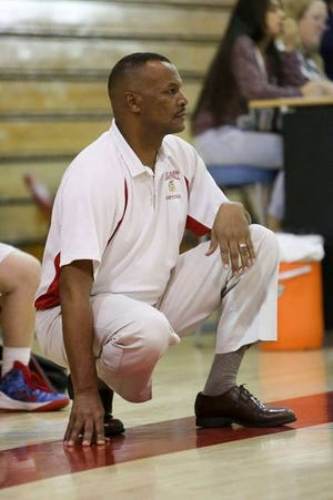 North Salinas Vikings coach Darren Jackson's led the school to three Central Coast Section (CCS) titles in his tenure.