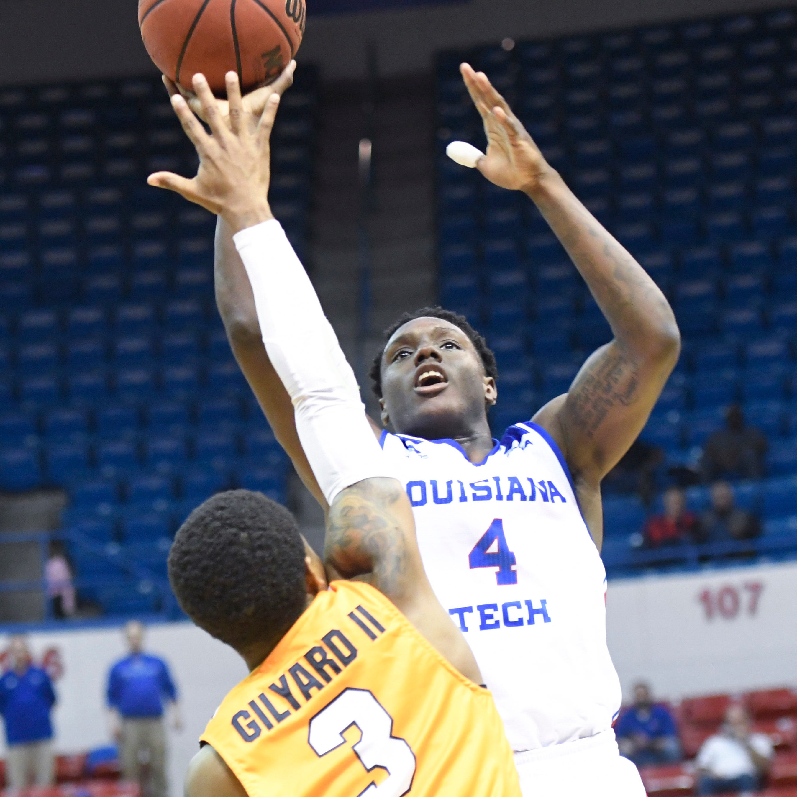 Hoops roundup: Tech sweeps UTEP on Thursday