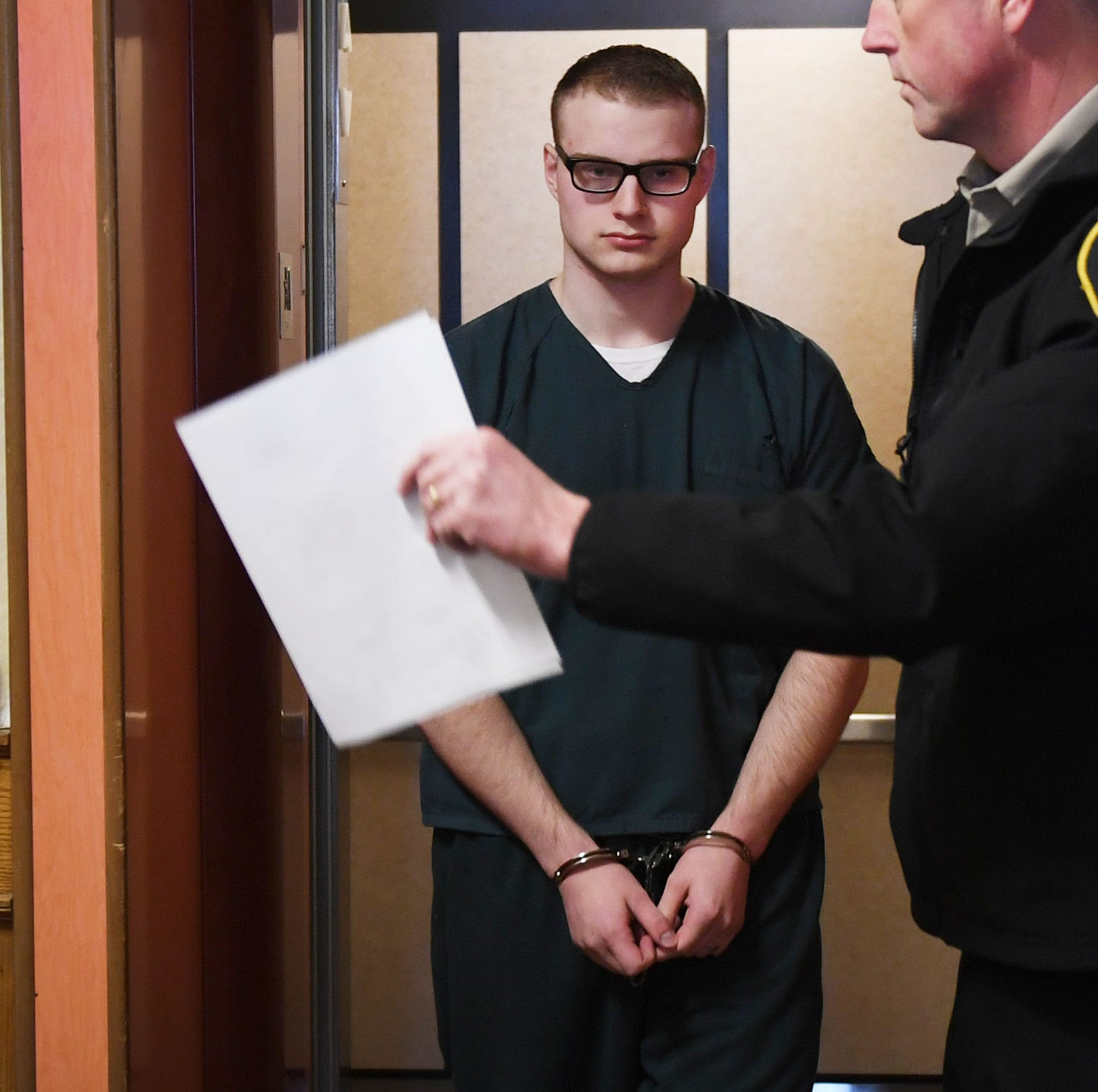 Dylan Holler sentenced to decades in prison for shooting of teen in 2017