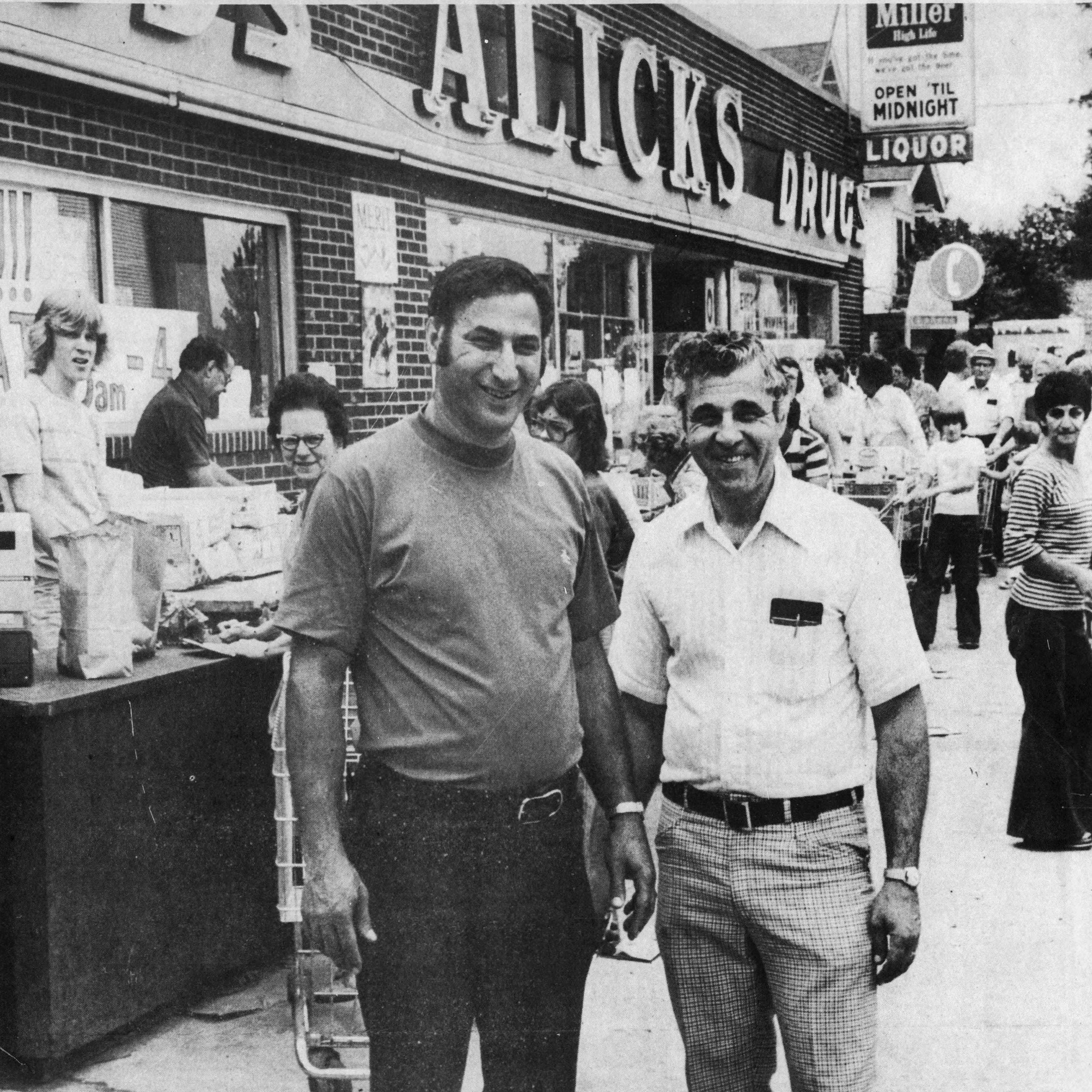 Looking Back: Alick's family grocery survived for 70 years near current-day Sanford Health