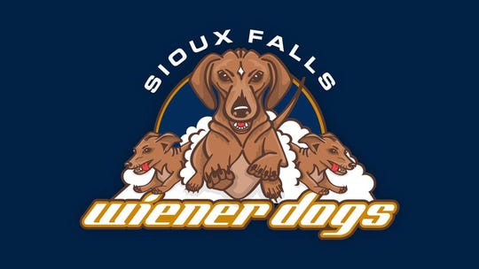 The Stampede's name change to the Fighting Wiener Dogs celebrates the 12th annual Sioux National Pet Clinic Wiener Dog Races that will be held at the Feb. 23 hockey game.