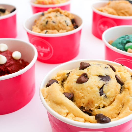NoBaked Cookie Dough will sell cookie dough in different flavors by the scoop or pint.