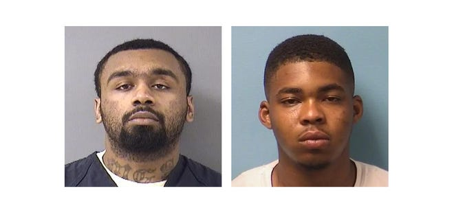 Nokomis Lee Jefferson and William Demont White Jr.