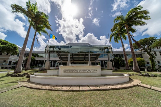 Ross University School of Medicine held a grand opening for its new campus located within the Lloyd Erskine Sandiford Centre near Bridgetown, Barbados.