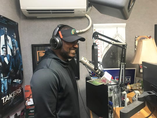 FAMU head coach Willie Simmons was a guest on the Joe Bullard Show Friday, Feb. 15, 2019. He announced the football schedule for the Rattlers on the air.