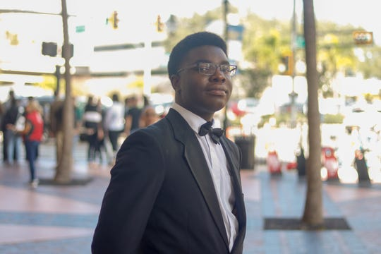 Jovey Osagie is a junior at Lawton Chiles High School who is in the orchestra as well as locally with the Bach Parley String Academy and the Tallahassee Youth Orchestras. He'll perform on Feb. 24.