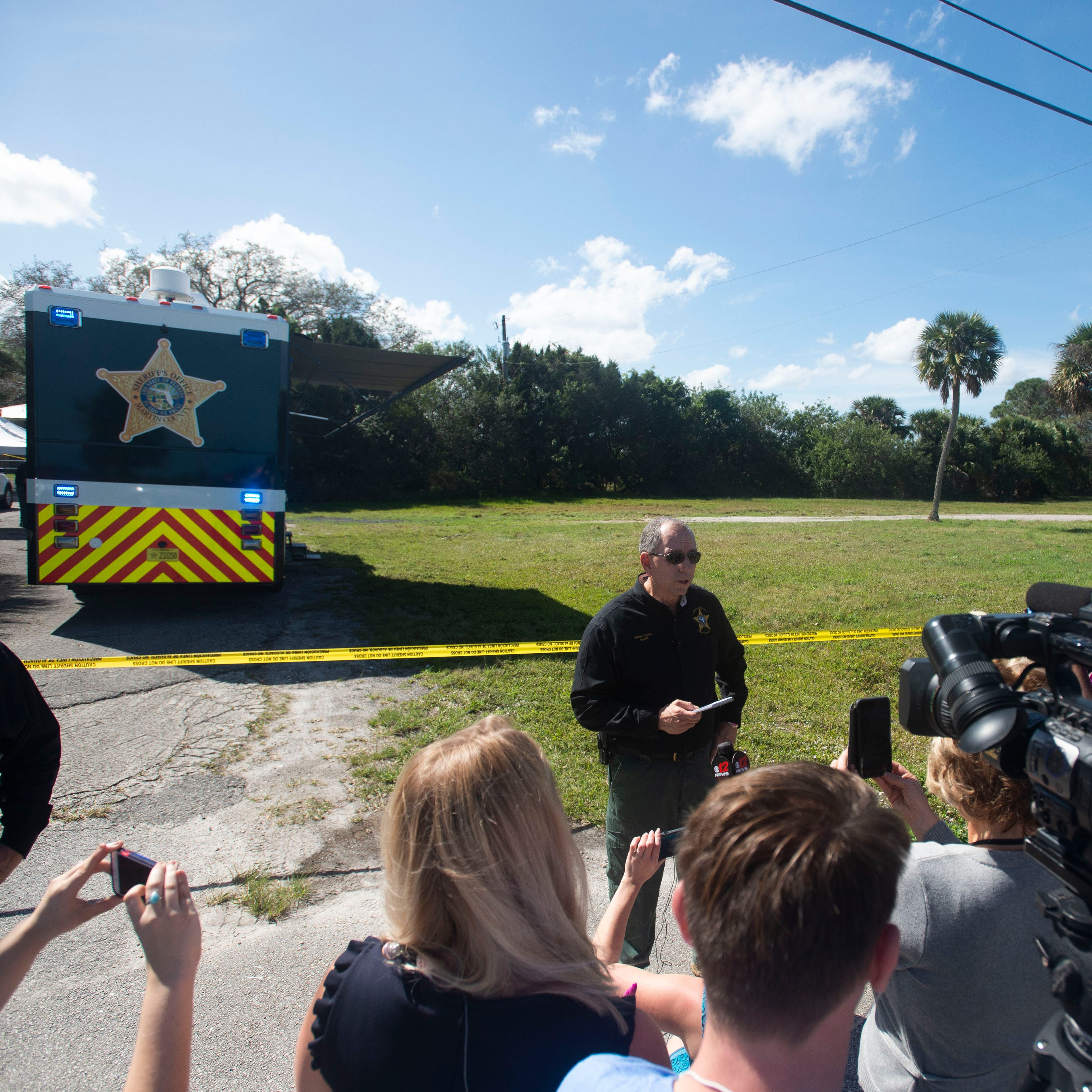 Body found in remote area in Hobe Sound could be homicide, Martin County sheriff says