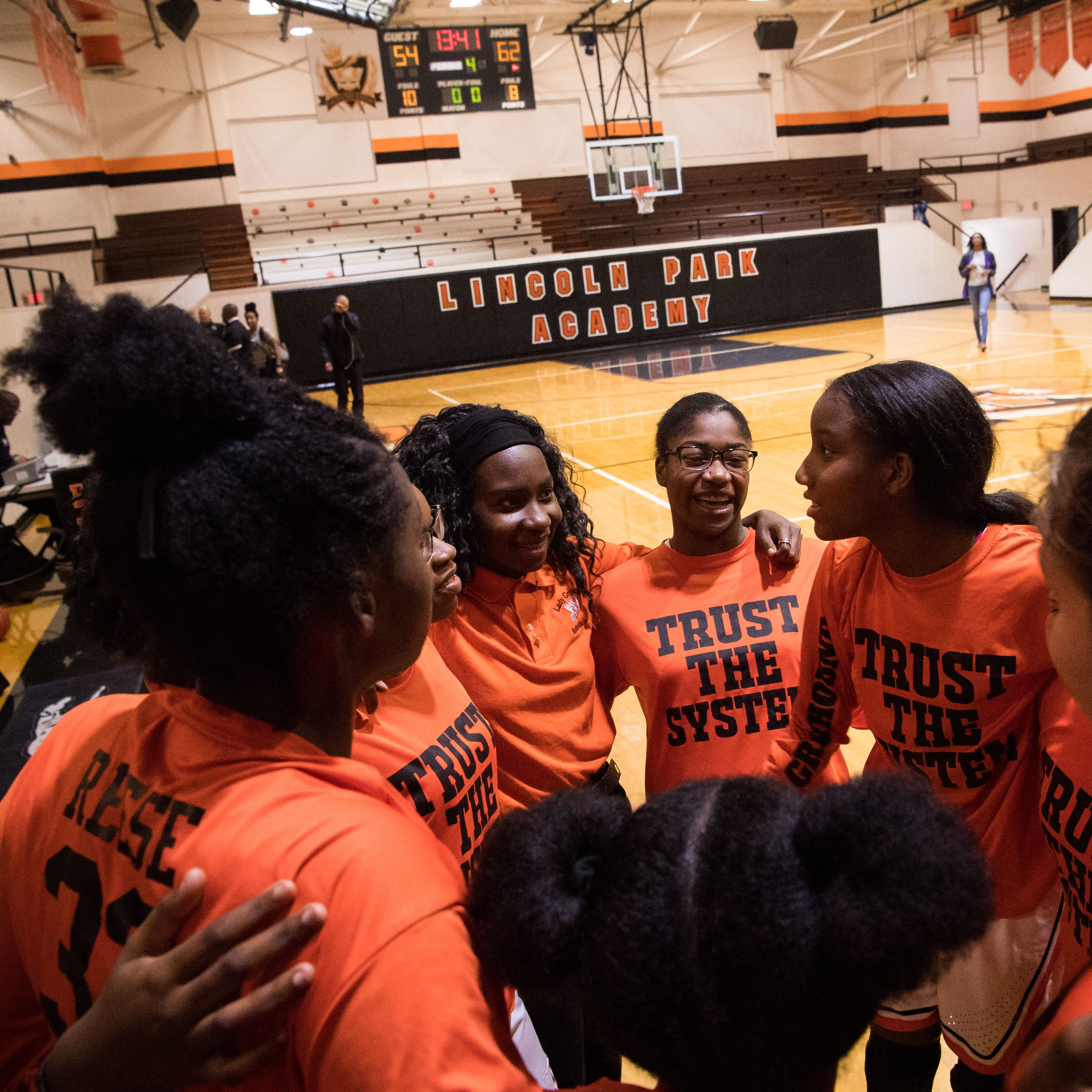 Lincoln Park girls basketball team looking for perfect game against American Heritage