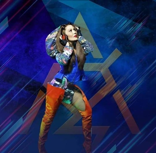Alejandra Guzman will bring her tour to El Paso in the summer.