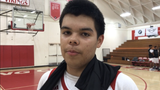 Steven Lemos had 20 points as the Hueneme High boys basketball team beat Riverside County in the CIF-SS Division 5-AA quarterfinals.