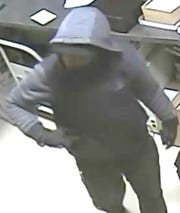 The FBI and Ramapo police are trying to identify this man, who they said robbed a Chase Bank in Pomona on Jan. 24, 2019.