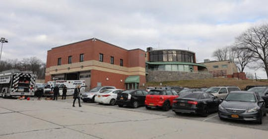 Greenburgh EMS crews operate out of the town police department.