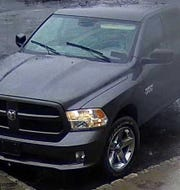 The FBI and Ramapo police said a man fled in this Dodge Ram 1500 after robbing a Chase Bank in Pomona on Jan. 24, 2019.