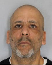State police charged Jose Perez with armed robbery after a robbery at gunpoint at an Ogletown nail salon.