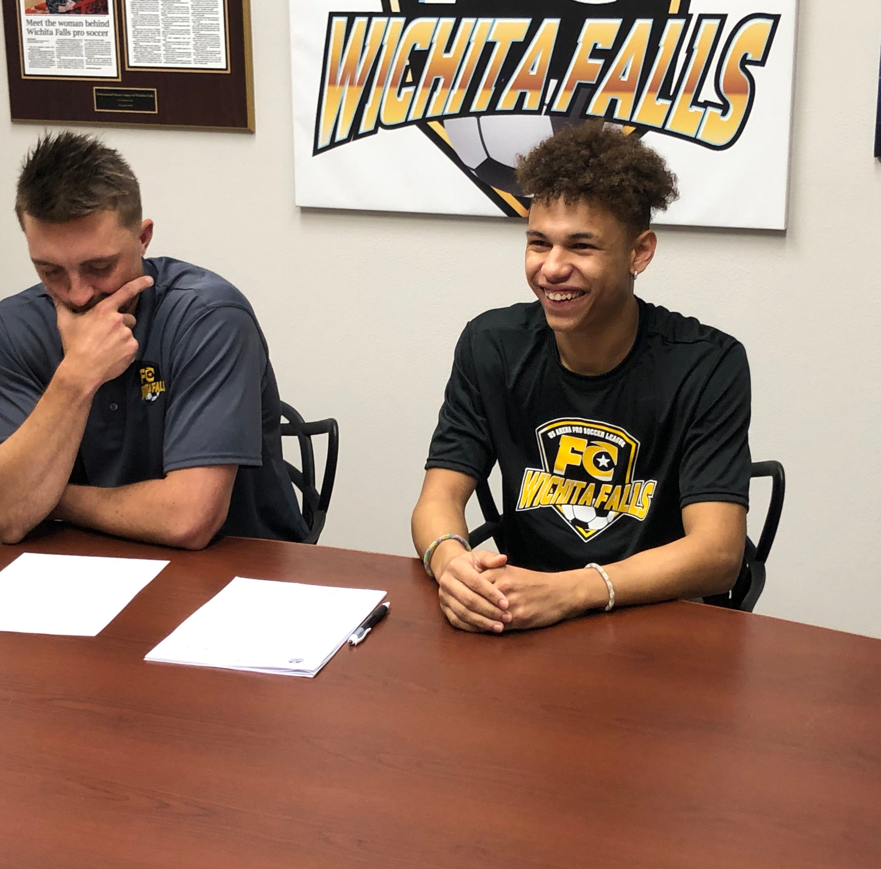 Former Rider standout Josh Peloquin signs with FC Wichita Falls