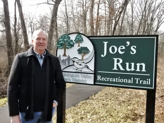 Russell Edgington, executive director of the Muskingum Valley Park District, said a community survey will help determine the district's future projects and developments.