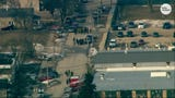 A gunman opened fire at co-workers and police officers at a manufacturing plant in Aurora, Illinois.