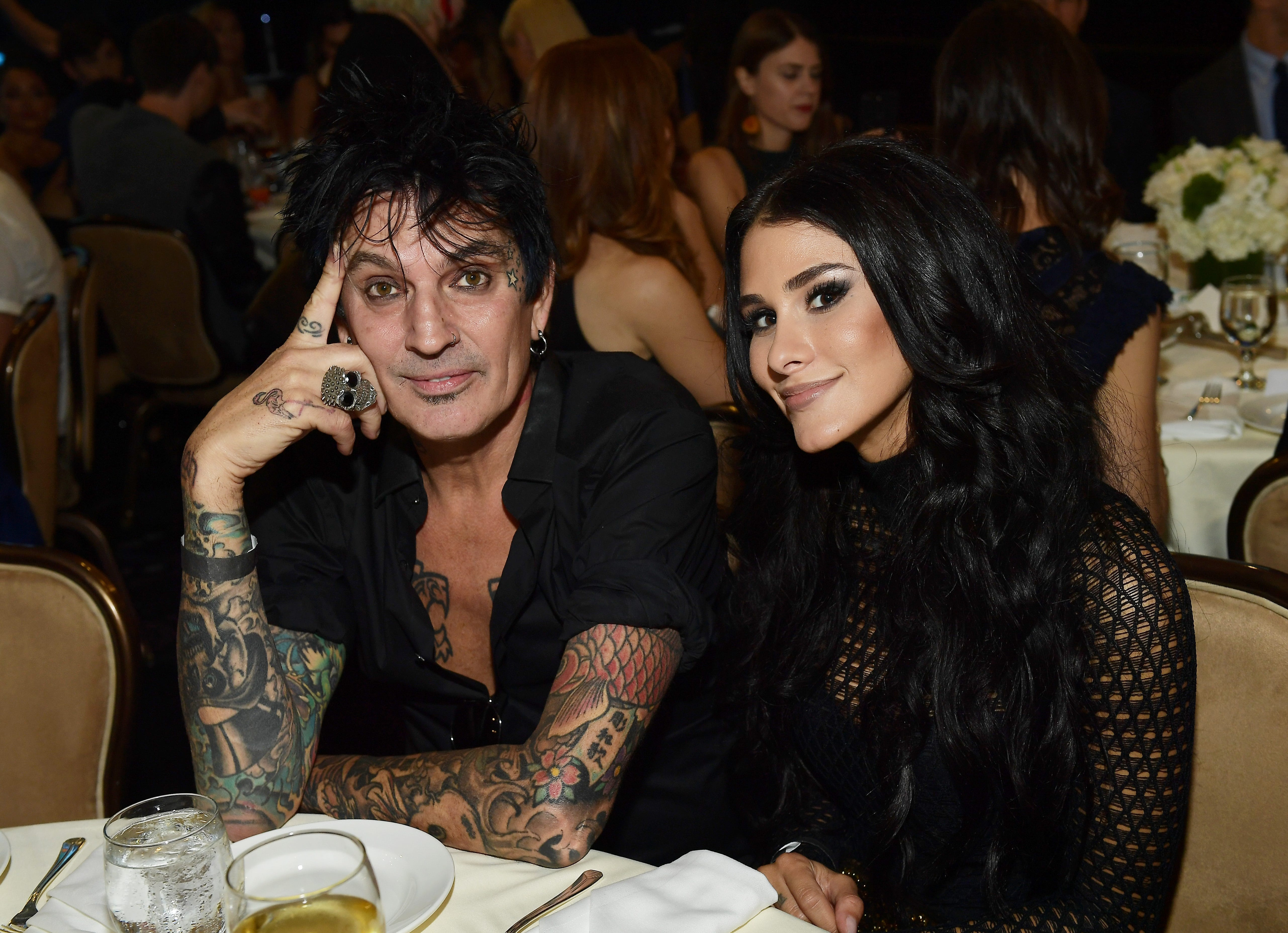 Tommy Lee Marries Social Media Star Brittany Furlan On Valentine S Day