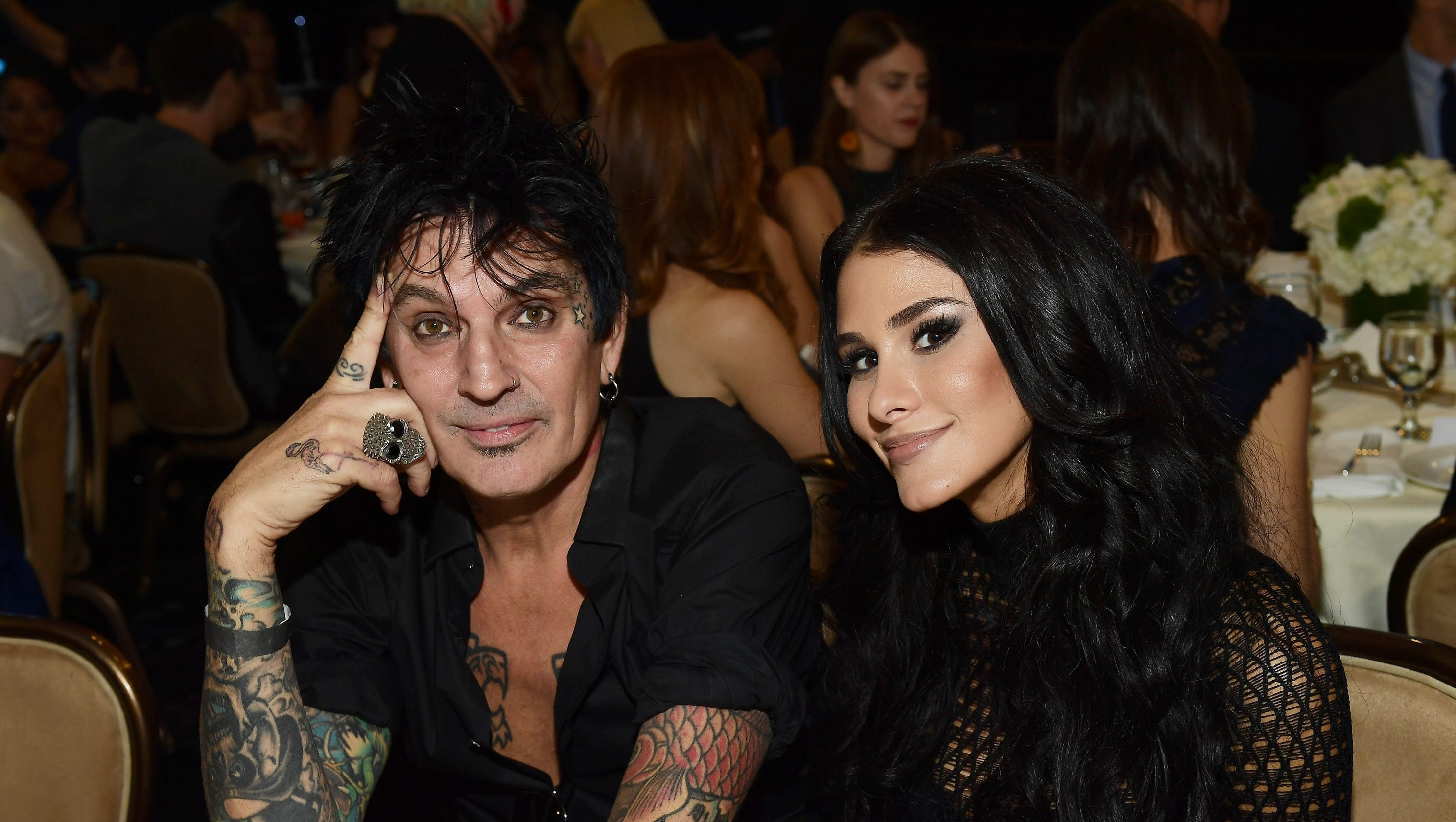 4d6c7b29320 Tommy Lee marries social media star Brittany Furlan on Valentine's Day