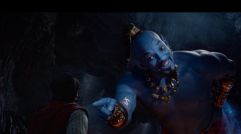 Aladdin 2019: 'Aladdin' Reveals Will Smith's Blue Genie: How Bad Is The