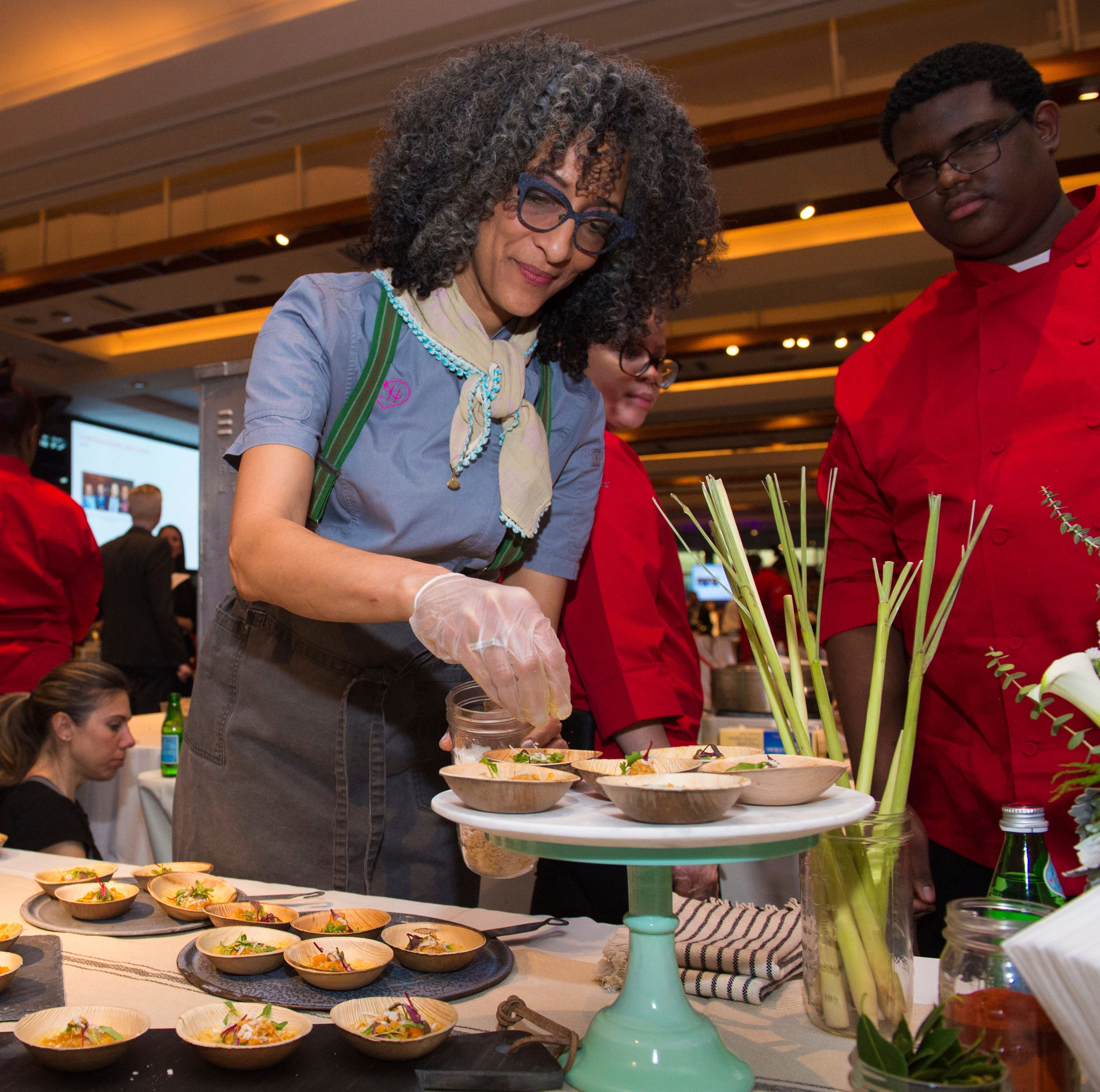 Soul food returns to black history roots as USA's first fusion cuisine