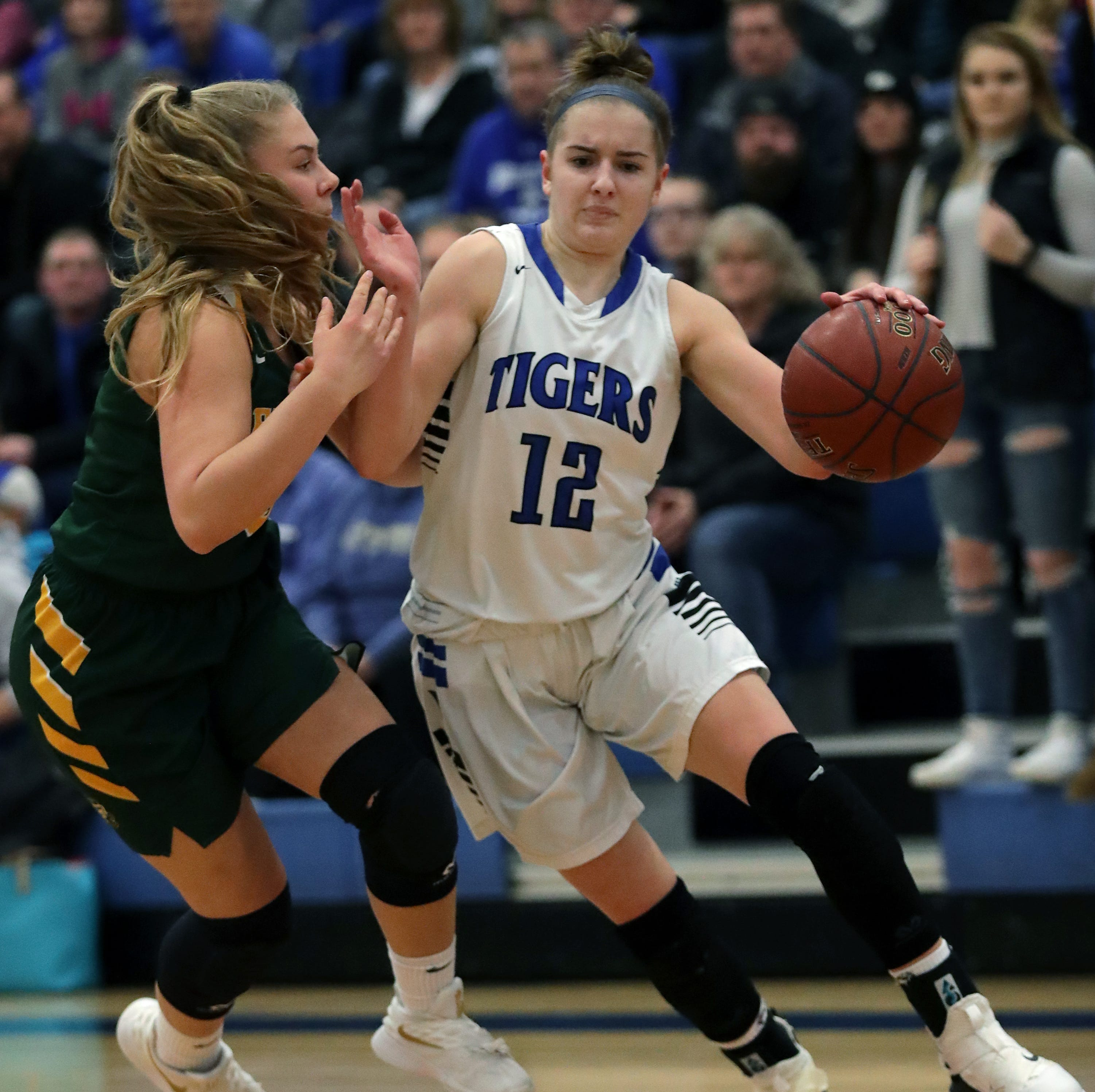 High school girls basketball: Wrightstown earns share of NEC crown