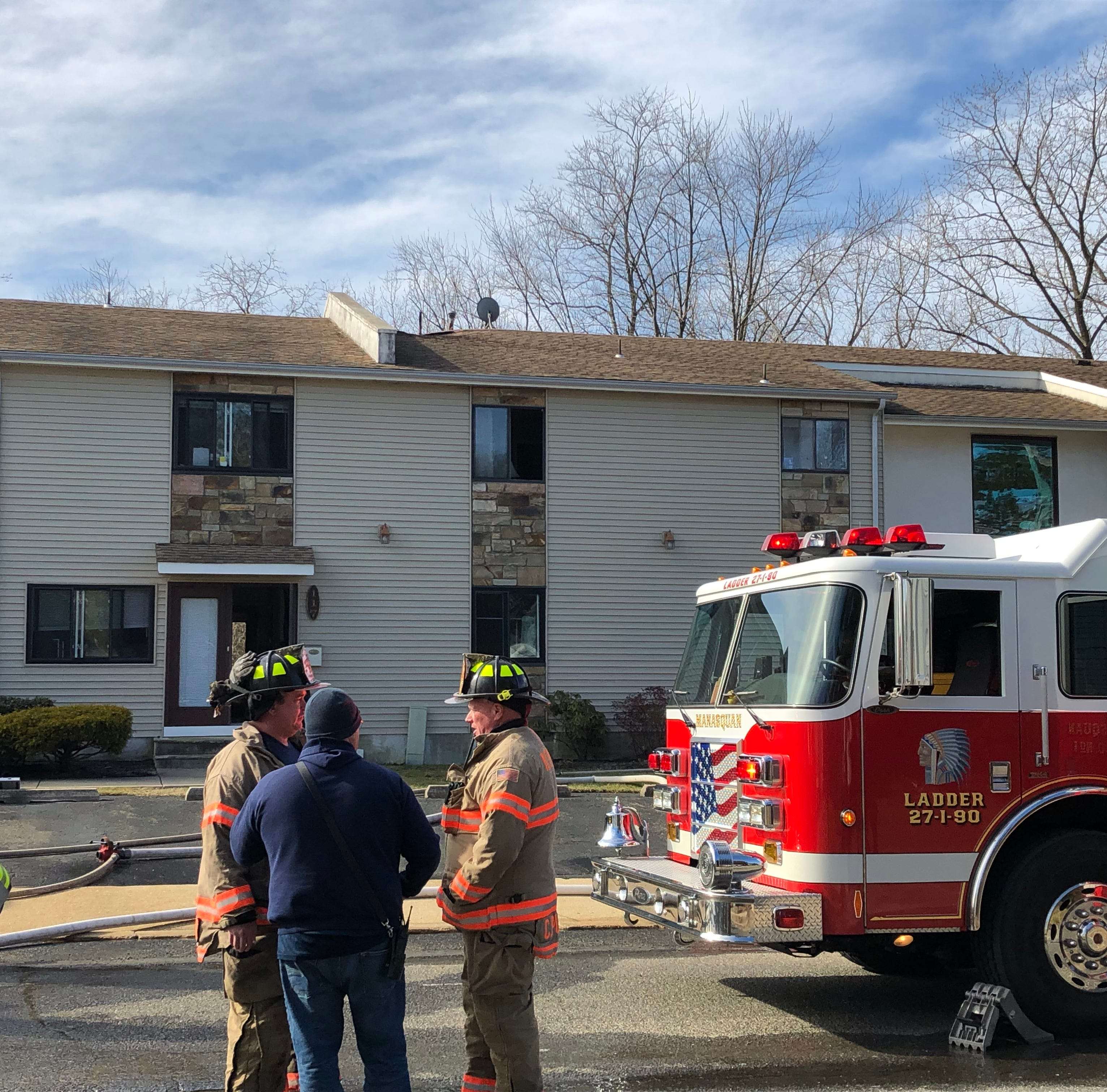 Bathroom exhaust fan possible source of Manasquan condo fire