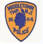Middletown police patch