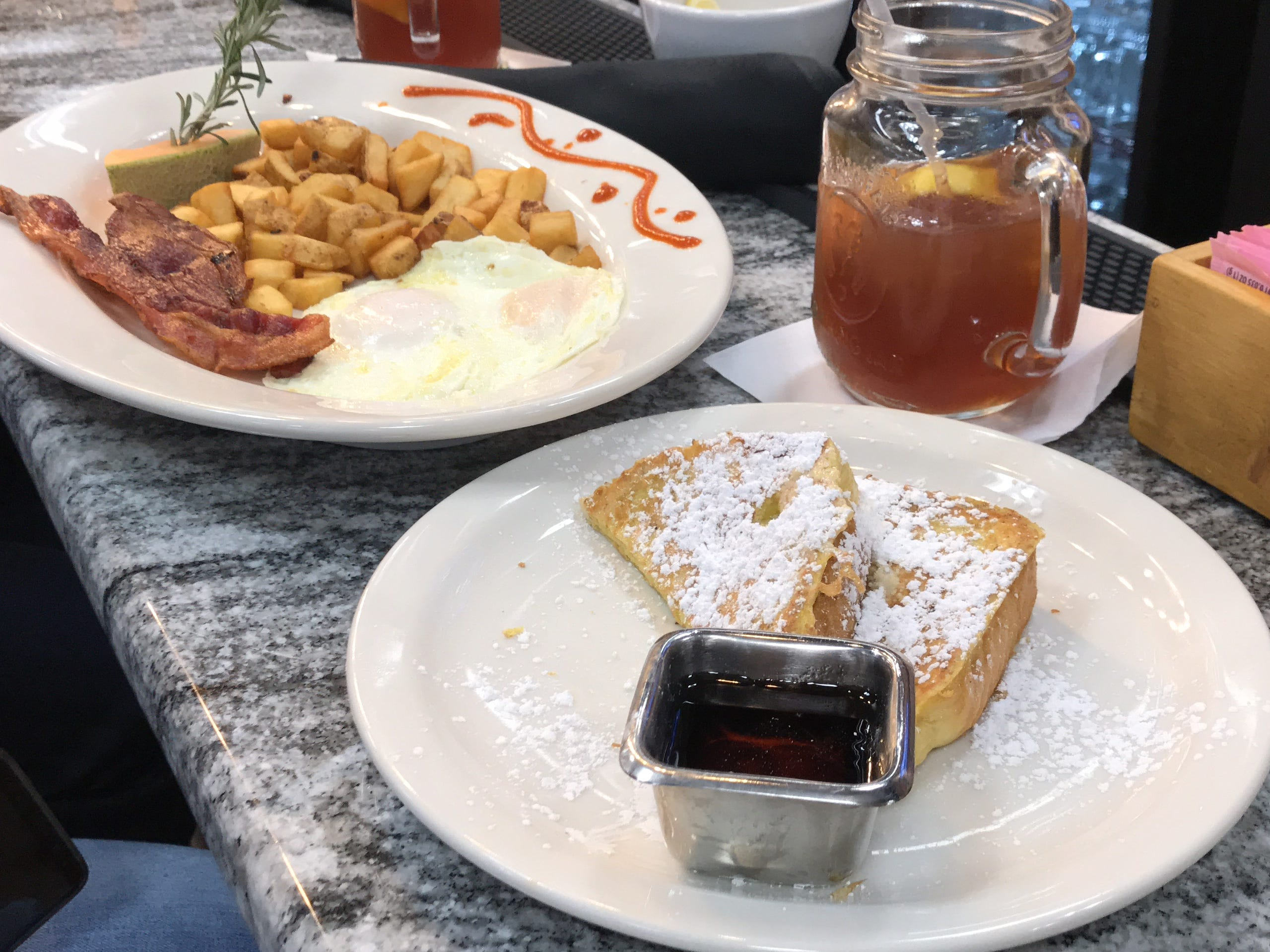 Chops & Eggs Hash House offers fresh made-to-order country-style breakfast and dinner all day.
