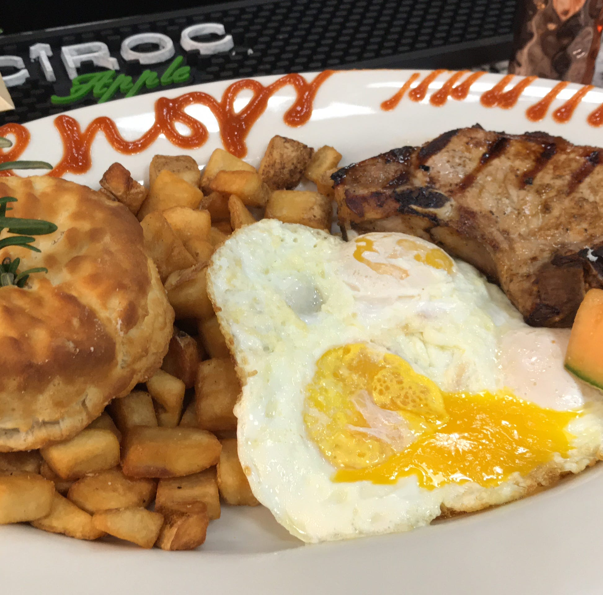 Finally! Chops & Eggs has officially reopened its doors in Corpus Christi's Southside