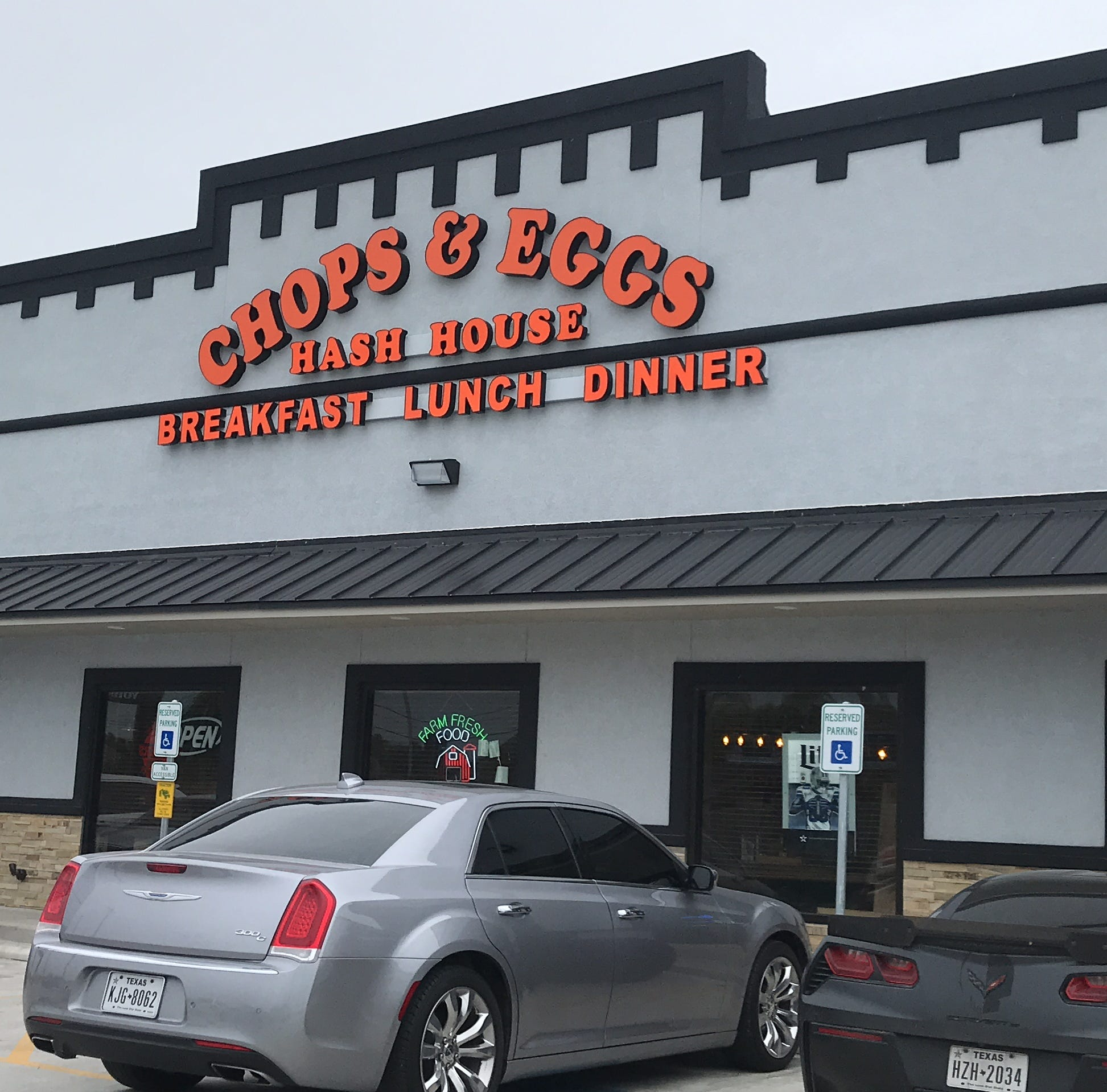 Chops and Eggs: This popular Corpus Christi breakfast eatery is opening in Portland