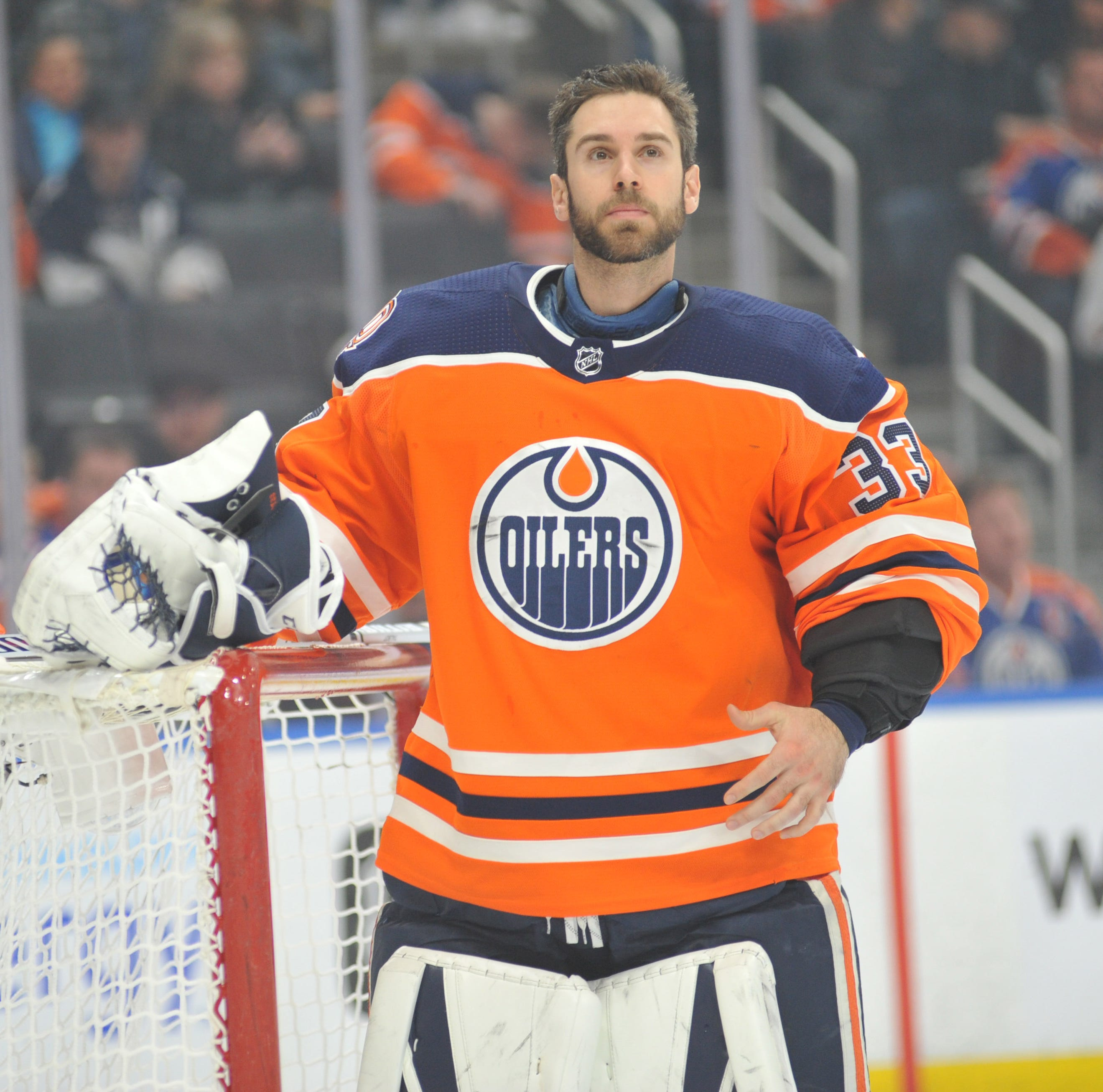 Cam Talbot 'very open' to signing extension after Flyers traded for him