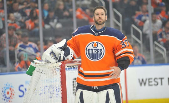 Cam Talbot will likely be part of a Flyers goalie tandem moving forward. Carter Hart has clearly taken the reins as the starter.