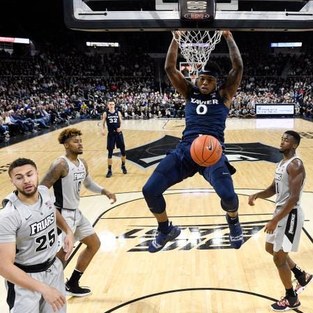 Second-half fireworks propel Xavier past Providence: 'Our guys are believing'