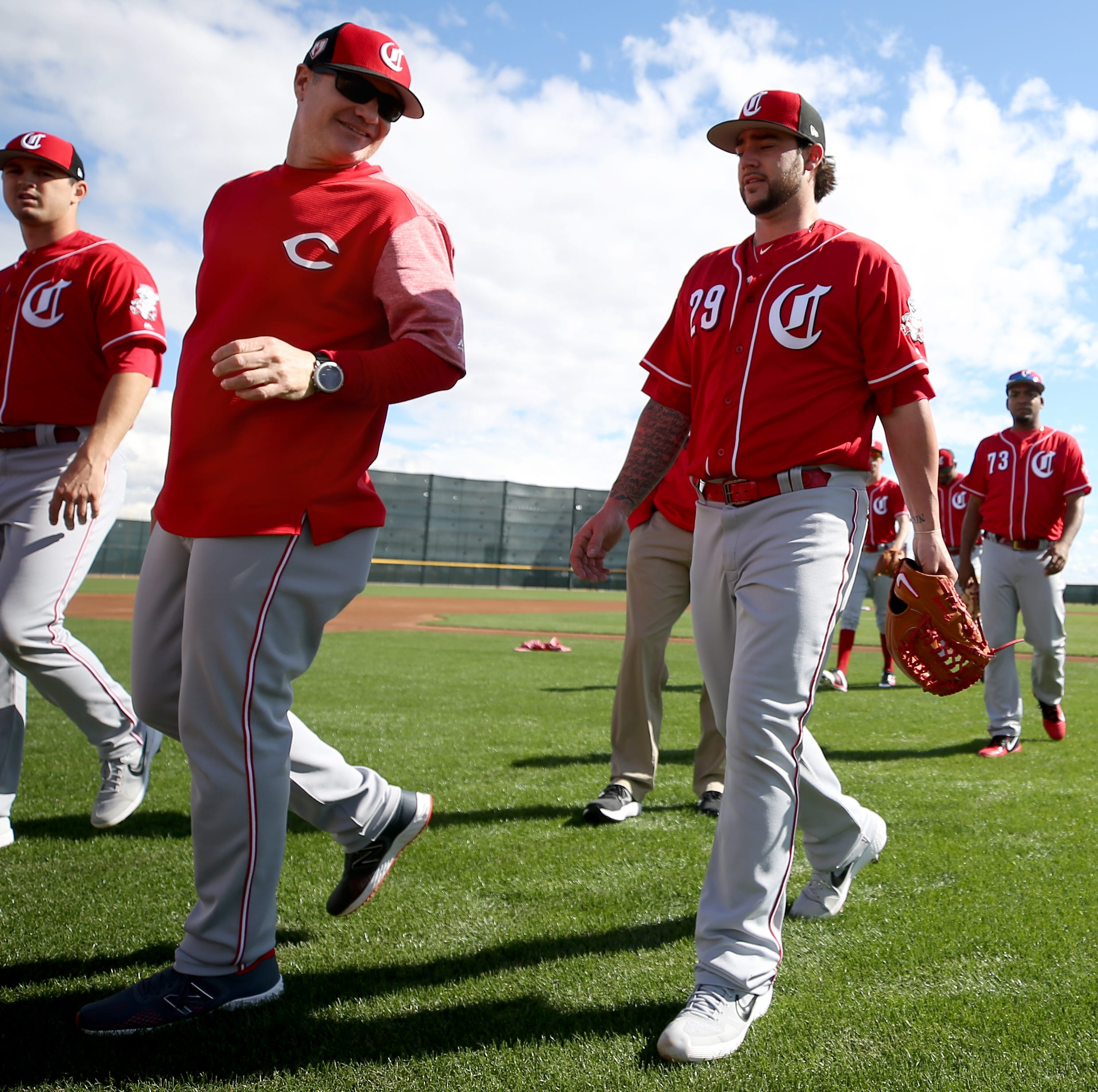 Doc's Morning Line: David Bell, Cincinnati Reds making a move in the right direction