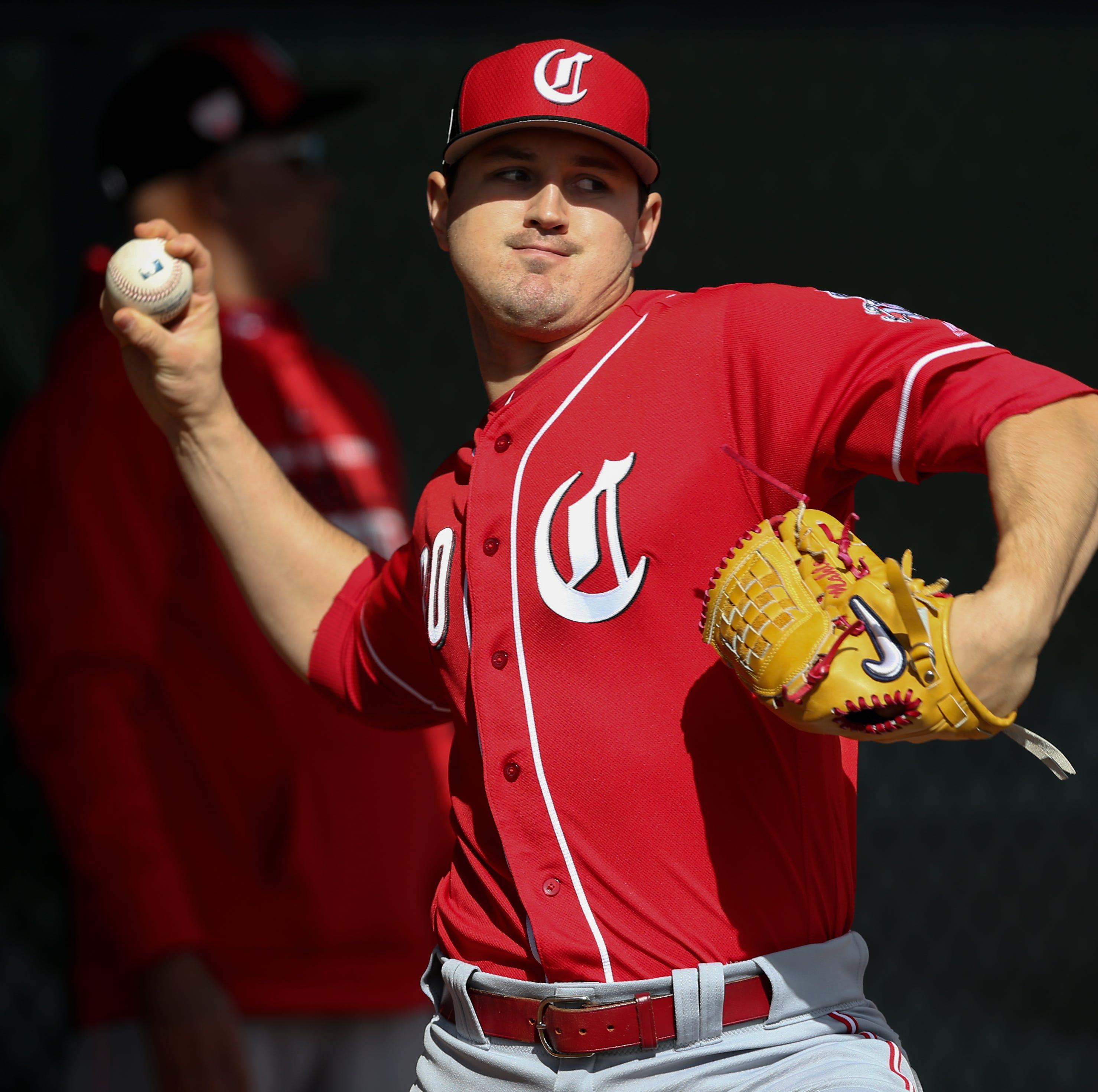 David Bell names Tyler Mahle as Cincinnati Reds' fifth member of pitching rotation