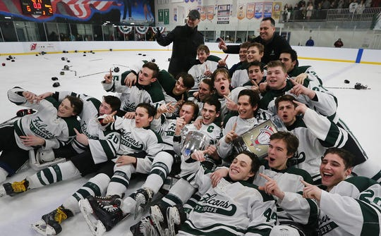 St. Joseph won its seventh GMC championship in the last eight years
