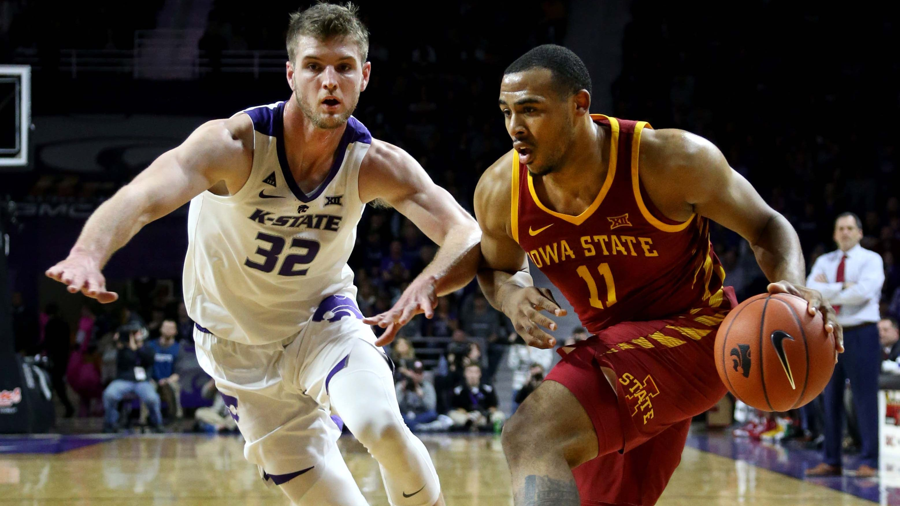 Peterson: Iowa State's A-Team knocks off Big 12 leader to set up a wild conference finish