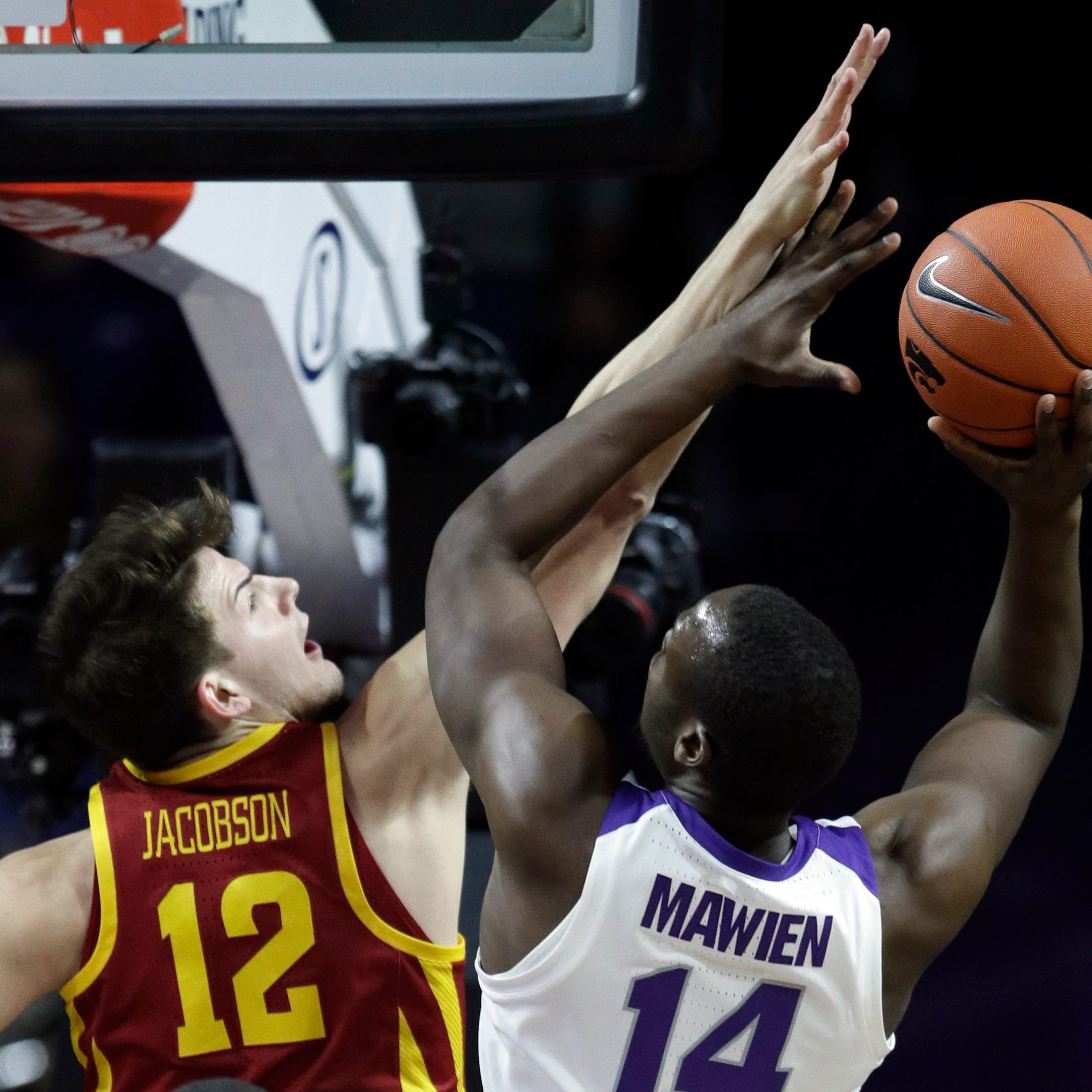 Barry Brown says Kansas State still remembers what Cyclones did to them in Manhattan