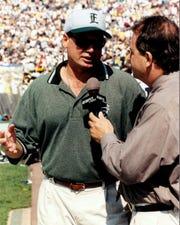EMU coach Rick Rasnick.