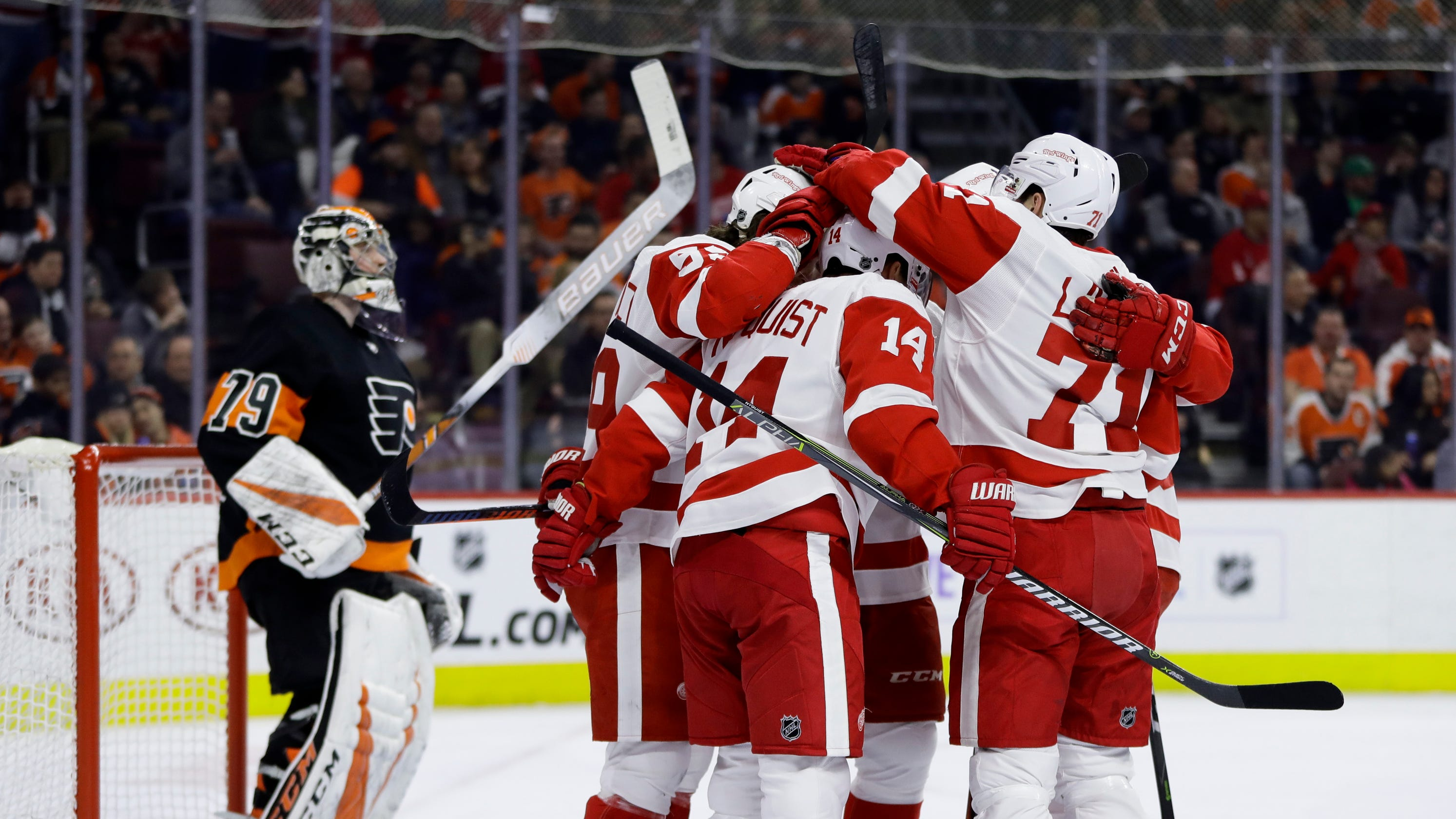 af3edf32758 These Detroit Red Wings could be moved by Monday s NHL trade deadline